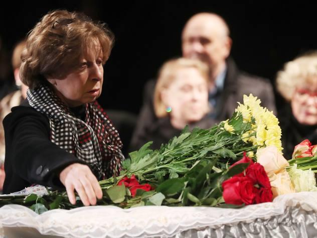 Похороны Нины Дорошиной: прощание с актрисой