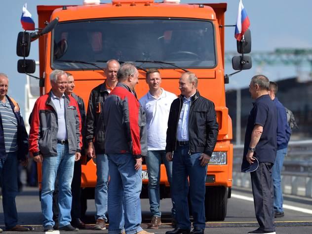 Американский журналист посоветовал Украине взорвать Крымский мост