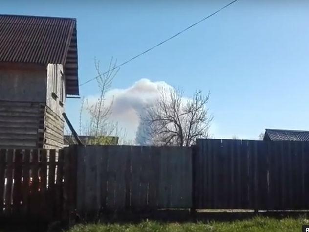 В Удмуртии из-за взрывов эвакуируют две тысячи человек