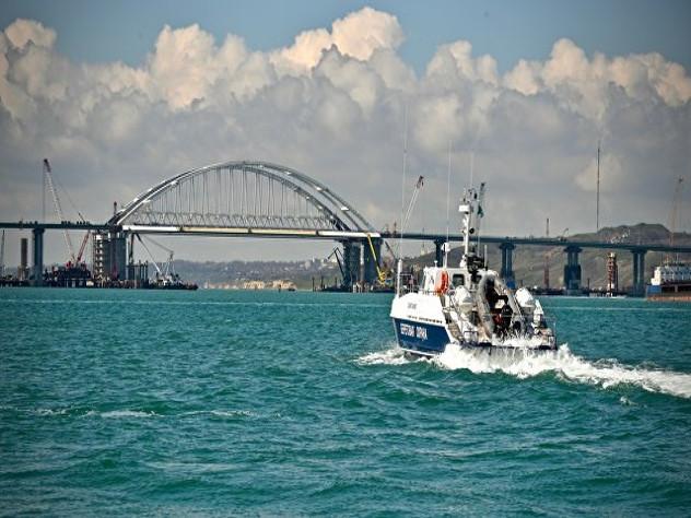 Украина потребовала освободить задержанных за браконьерство моряков