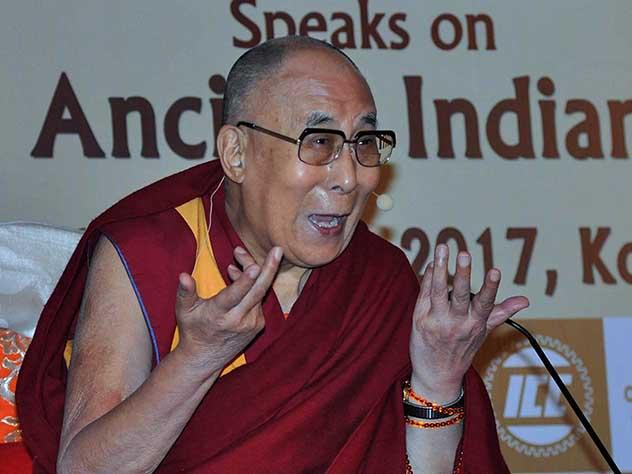Далай-лама оценил возможность начала Третьей мировой войны