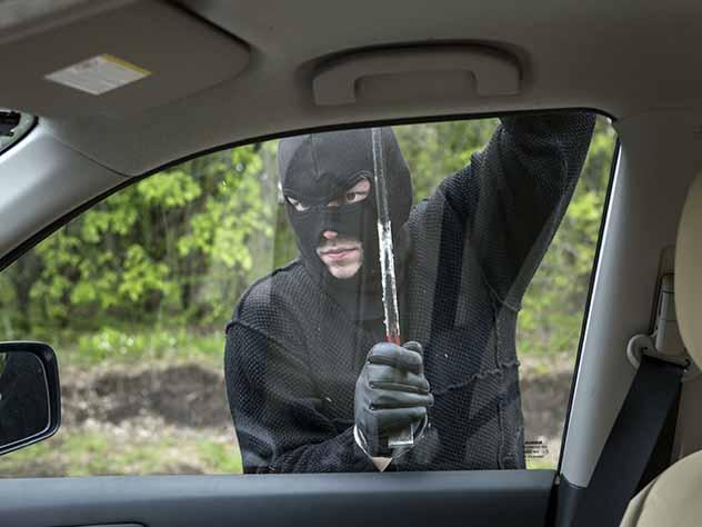 Страховщики назвали самые угоняемые в России автомобили