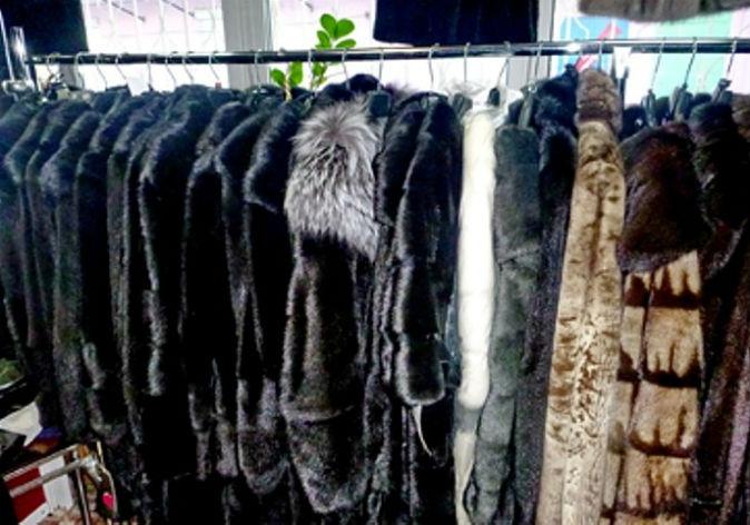В меховом бутике Иркутска нашли «фальшивые» шубы