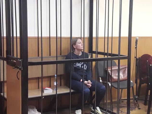 В Петербурге под арест оправили дочь чиновника-миллиардера