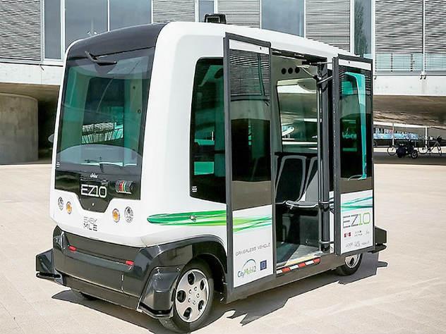 Беспилотные автомобили запустят на трассе Москва-Петербург