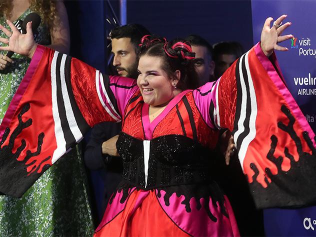 Победительница «Евровидение-2018» предпочла гей-парад поездке в Россию