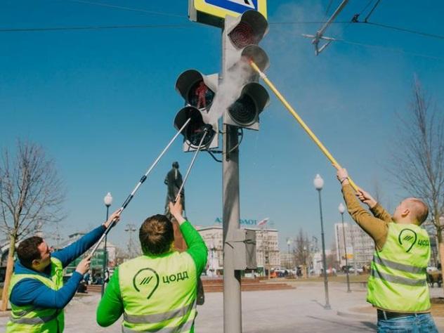 Московские светофоры передадут в частные руки за 17 млрд рублей