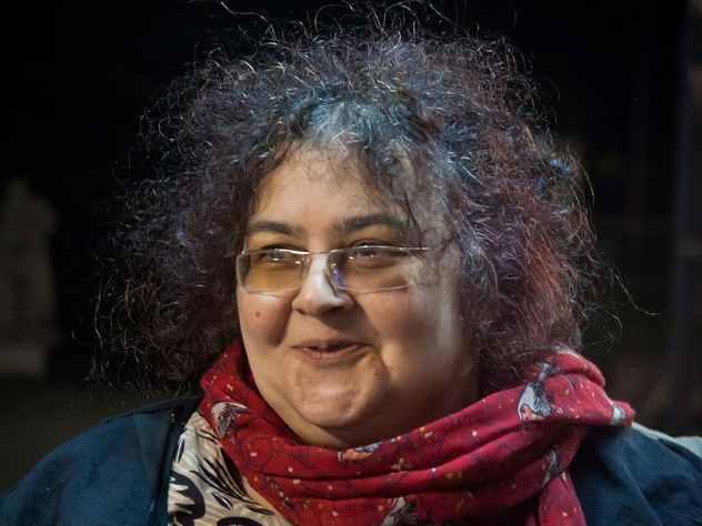 Директор Театр.doc ушла из жизни спустя месяц после смерти мужа