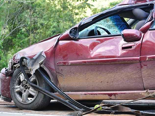 В аварии с пьяным инспектором ДПС погибли женщина и годовалый ребенок