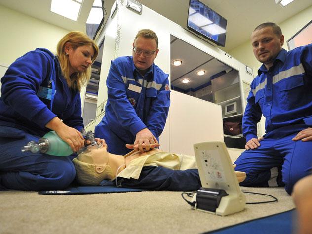 Главврач «Павловской больницы»: И на переполненном стадионе мы знаем, как спасти жизни