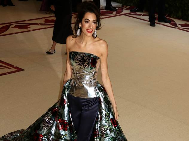 Жена Джорджа Клуни обидела модельера Тома Форда