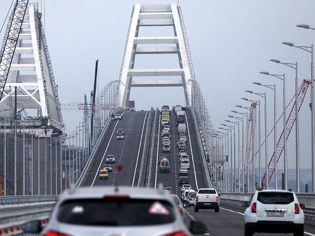 «У меня всё». Главред RT прокомментировала идею бомбить Крымский мост