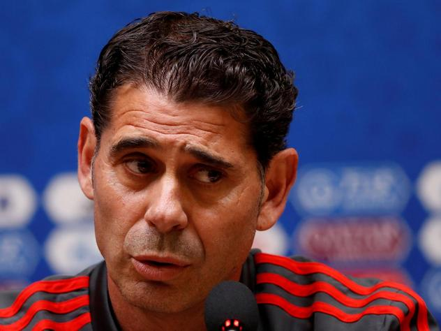 Тренер испании по футболу