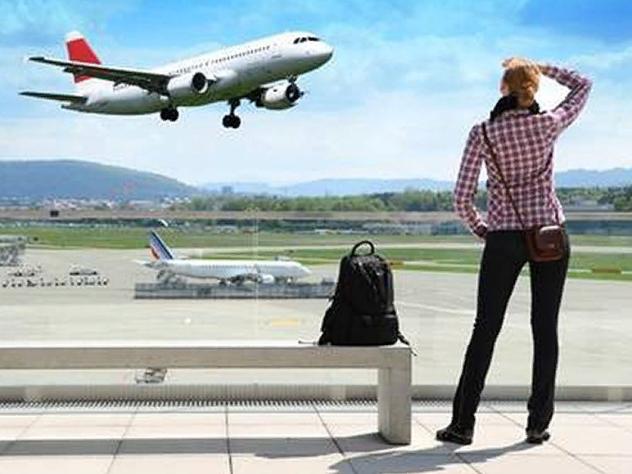 В Волгограде аэропорт перевез в дни чемпионата 115 тысяч туристов