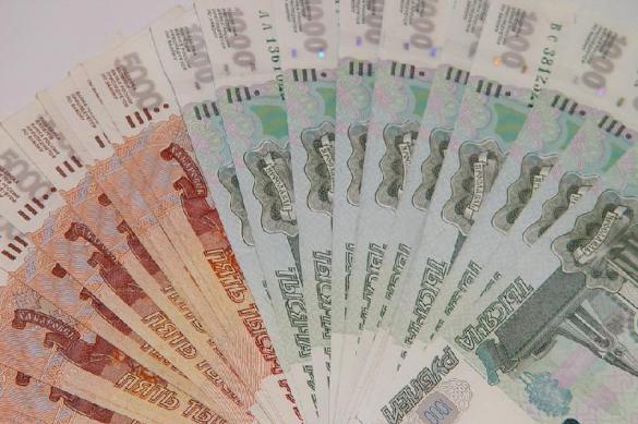 Россияне должны почти 4 трлн рублей