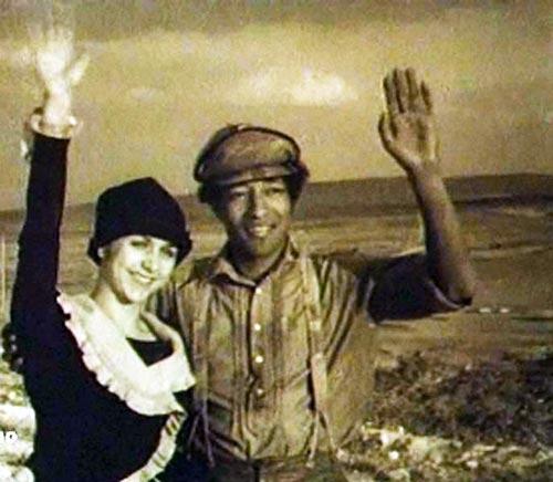 Кадр из фильма «Джек Восьмеркин — американец»