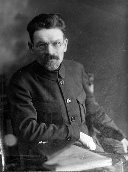 Михаил Калинин. Источник: wikimedia.org