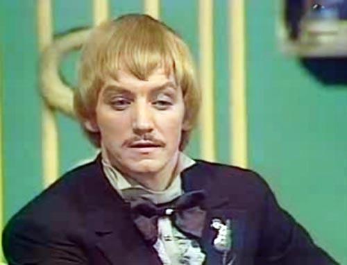 Марис Лиепа в фильме «Орех Кракатук», 1977 год