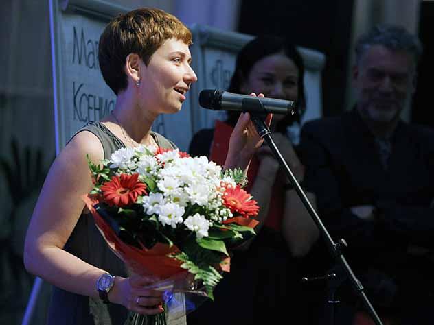 Писатель Анна Старобинец стала лучшим фантастом Европы