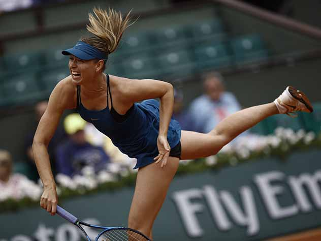 Sharapova picture Nude Photos 1