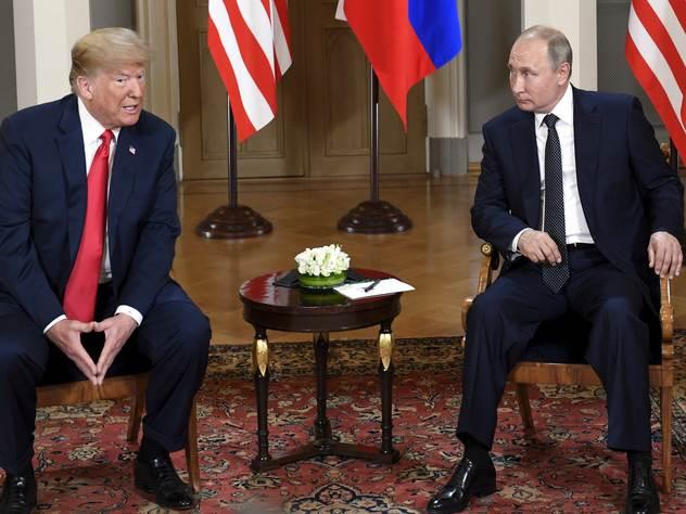 Американцы считают Россию врагом