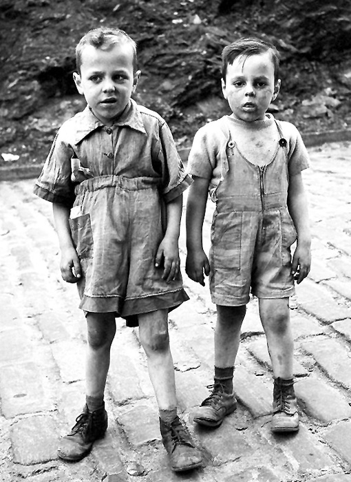 Брюс Уиллис (род. в 1955 г.) с младшим братом