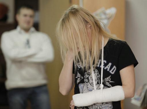домашнее насилие что делать