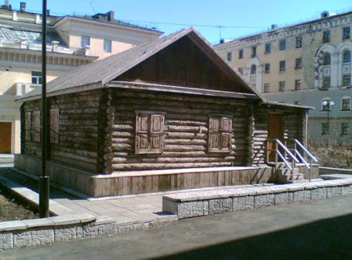 Первый дом Норильска был построен почти сто лет назад