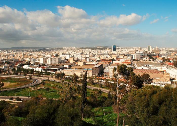 Столица Туниса город Тунис