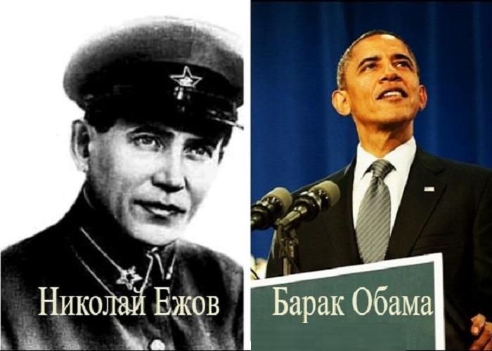 Двойники известных политиков