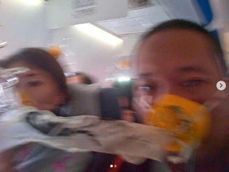 Фото пассажиров Boeing 737 - крушение