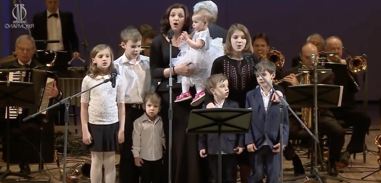 Дети Евгения Цыганова