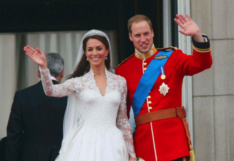 Свадьба Кейт и Уильяма