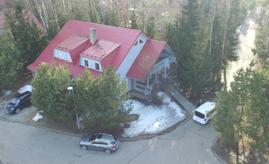 Дом Марии Кожевниковой