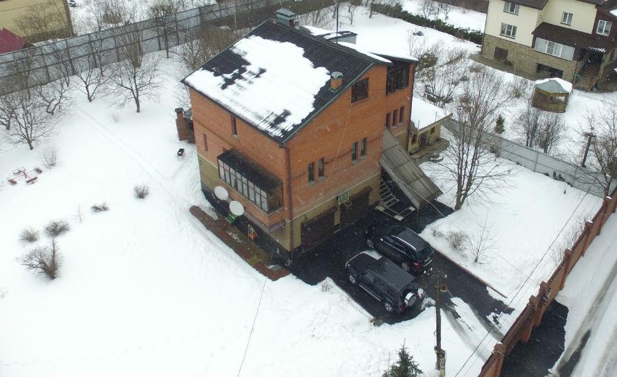 Дом Дианы Арбениной
