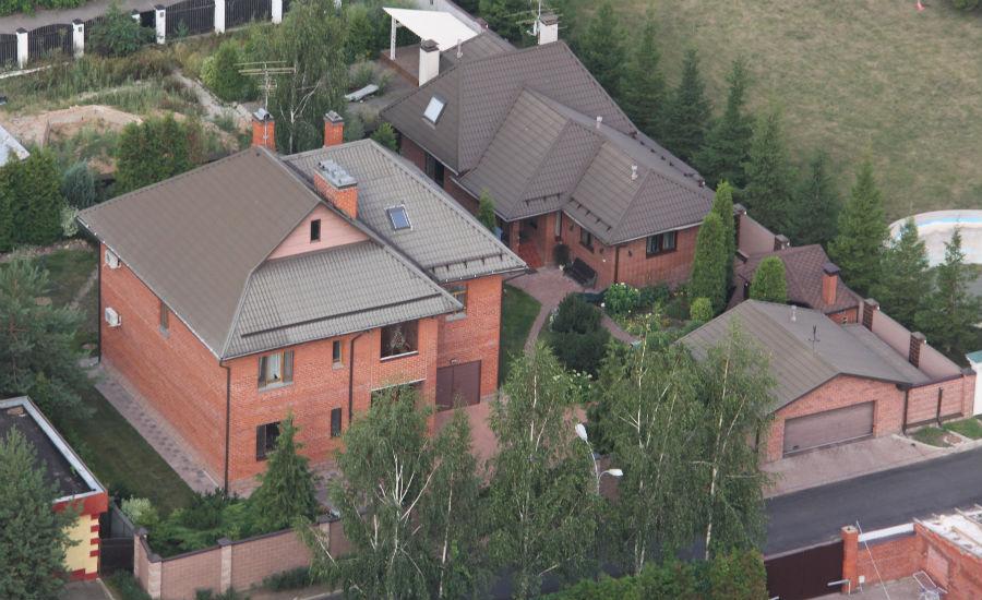Дом Лазаревой и Шаца
