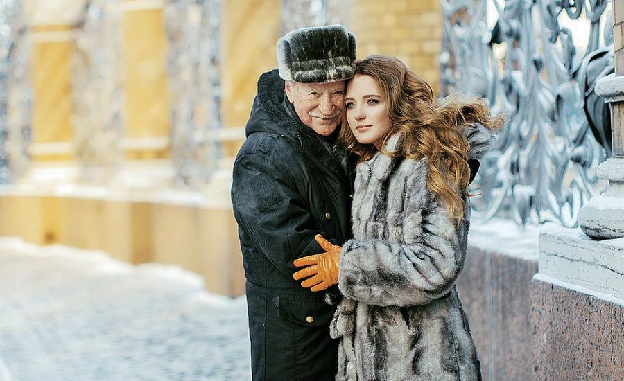 Иван Краско, бывшая жена