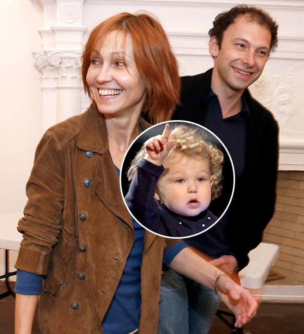 Брак Ингеборги и Дмитрия рухнул сразу после появления сына