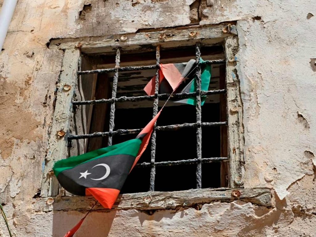 Стали известны шокирующие подробности о пытках в ливийской тюрьме «Митига»