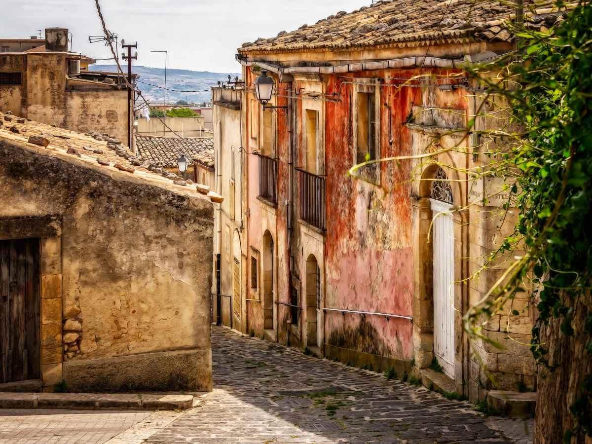 Дом на сицилии за один евро недвижимость за 20000 евро в европе