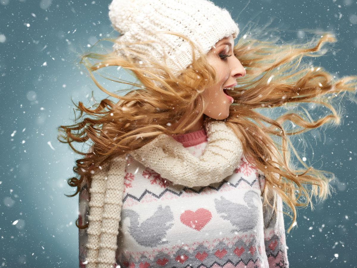 Уход за волосами зимой в домашних условиях - Экспресс газета