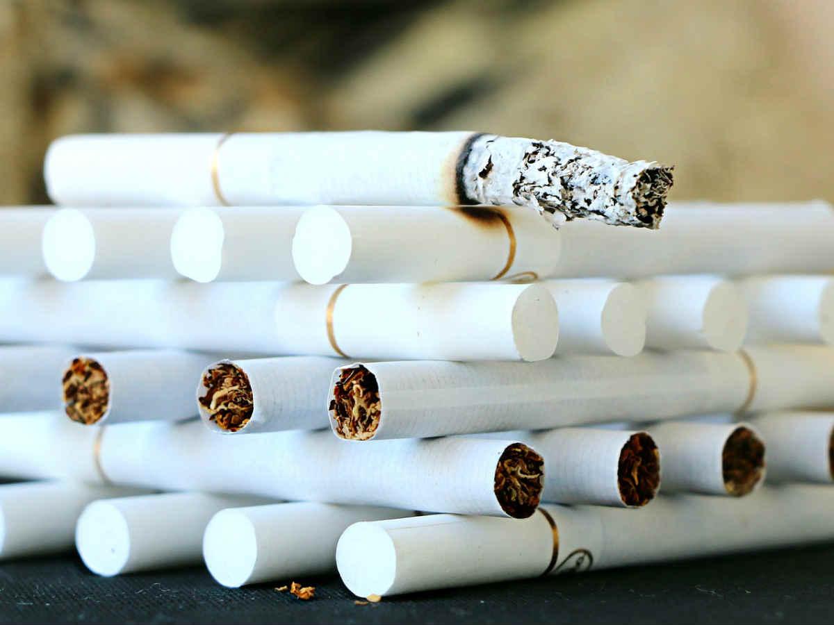 В России могут подорожать сигареты - Экспресс газета