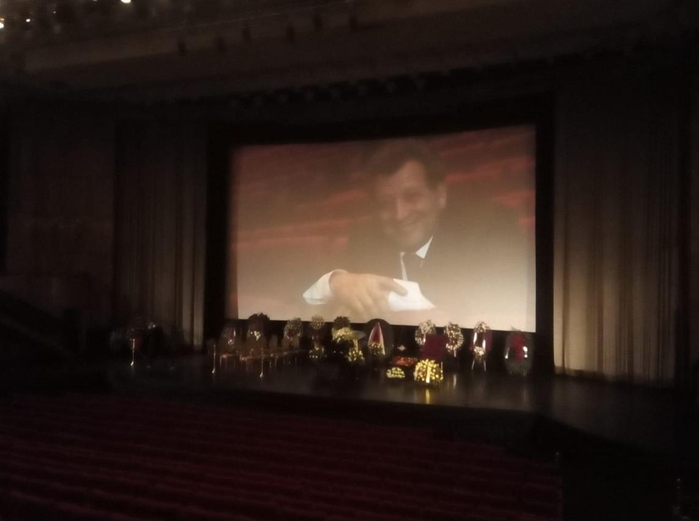 Прощание с Борисом Грачевским в Доме кино. Фото: Борис Кудрявов/ «Экспресс газета»